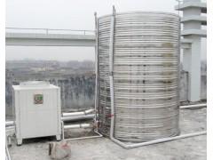 成都宾馆酒店专用热泵主机安装