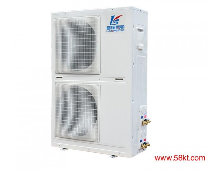 侧吹商用直热式热泵热水机组