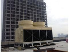 上海300吨中央空调横流式方塔
