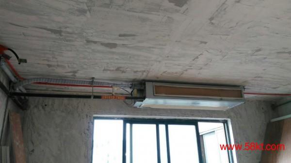 无锡格力超薄风管机安装