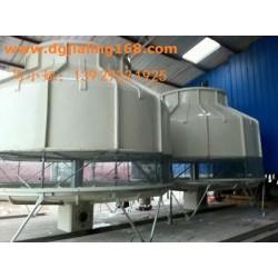玉林冷却塔300T逆流圆形水塔