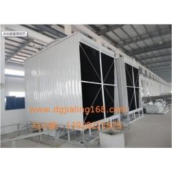 百色700吨横流方形冷却塔方型