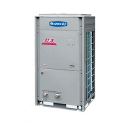 格力红冰直热循环系列超低温热泵