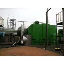 橡胶厂通风工程