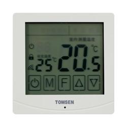 手机WIFI大屏液晶显示温控器