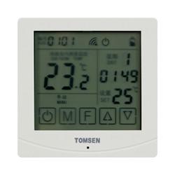 手机控制大屏液晶温控器