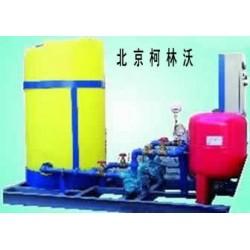 乙二醇定压补水机组