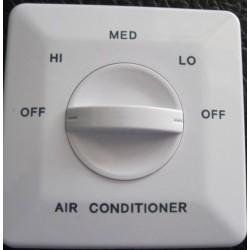 中央空调三速开关不带灯