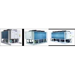 格力风冷螺杆中央空调机组