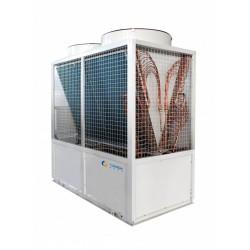 低温高湿空气源热泵热水机组