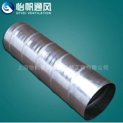 上海定制 螺旋风管 通风管道