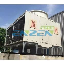 盈卓水轮机冷却塔 节能改造