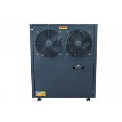 空气源热泵 北方低温机 热水工程