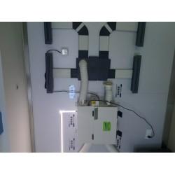 全热交换器家用新风系统