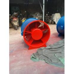 DTF-II单速中压防高温排烟风机