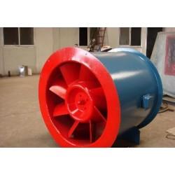 中端定制立式单速中压消防高温排烟风机