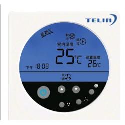 采暖温控器可编程液晶温控器