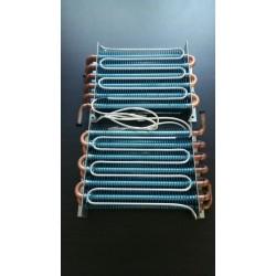 厨房柜蒸发器冷凝器