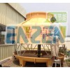 盈卓100T逆流式水动风机冷却塔