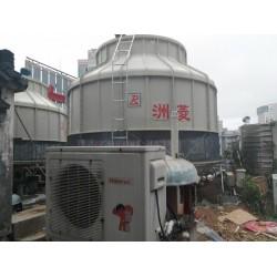 武汉圆形逆流式冷却塔175吨