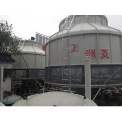 洲菱逆流式玻璃钢冷却塔200吨