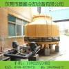 125吨圆形玻璃钢冷却塔