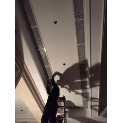 山东吉瑞德中央空调装饰艺术风口