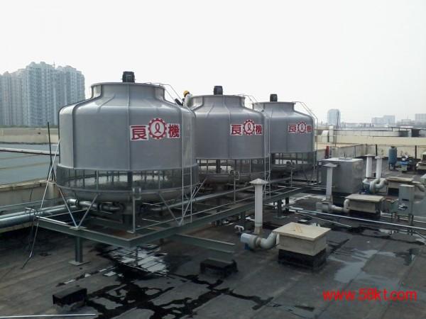 圆型标准型逆流式冷却塔