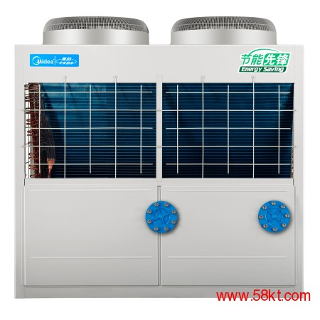 美的空气能水产养殖恒温热水机组