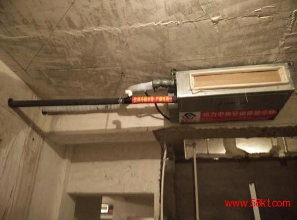 无锡格力超薄风管机