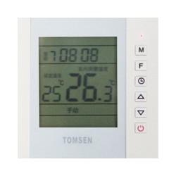 TM819系列炫屏液晶显示壁挂炉温控