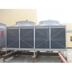 方形低噪音冷却塔225吨