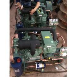 低温速冻库专用比泽尔低温双级机