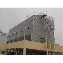 大型工业逆流式冷却塔
