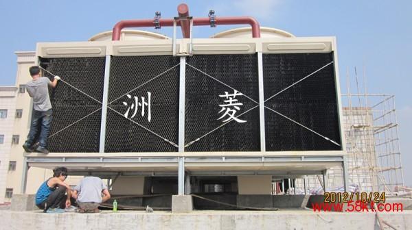 咸宁  横流式玻璃钢冷却塔10吨