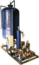 真空雾化排气定压机组