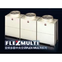 日立中央空调FLEXMULTI 系列, 商务楼、工厂、酒店等