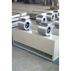 离心电加热空气幕, 工业厂房,电厂煤矿专用