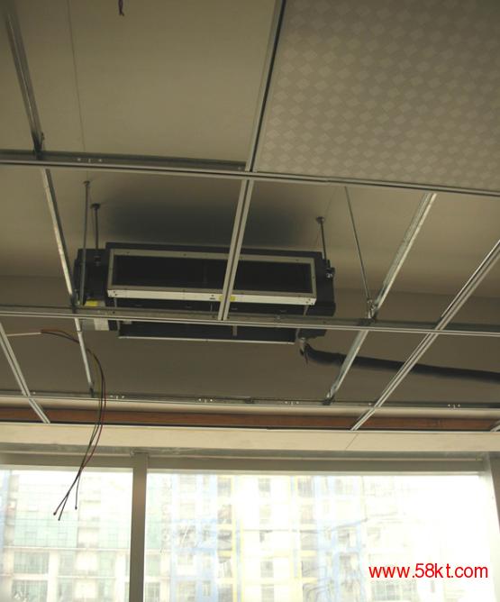 已完工中央空调案例实拍效果图