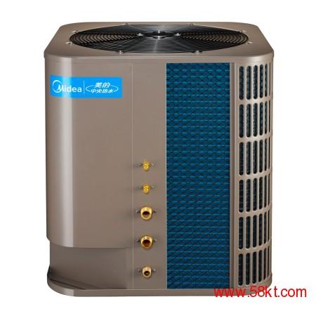 高温直热循环式美的空气能热水