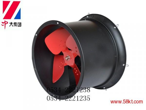高效低噪声管道风机