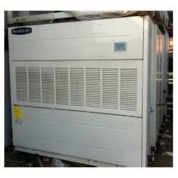 广州格力水冷柜机安装工程