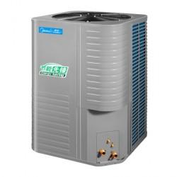 美的循环式空气能热泵热水机