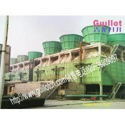 零能耗节能冷却塔节电工业大型混凝土