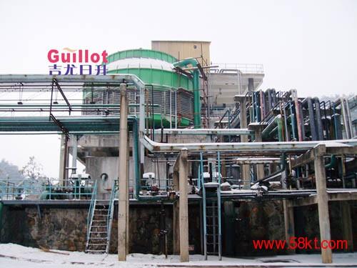 冷却塔节能改造吉尤日升国标新型玻璃钢