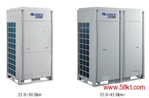 工厂格力中央空调GMV Es安装