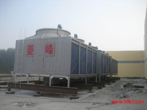 张掖方形玻璃钢冷却塔300T