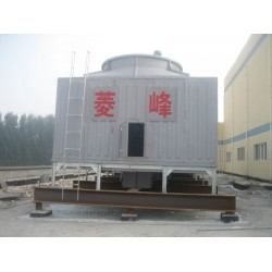 天水方形逆流式冷却塔400T