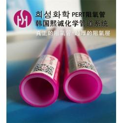 韩国进口熙诚地暖管全系列产品