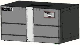 背包式机柜空调